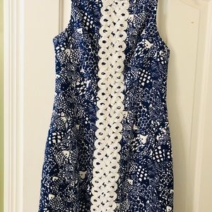 Lilly Pulitzer dress!! SO CUTE! Worn once SZ 2